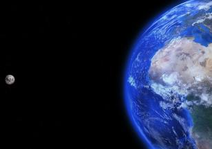 НАСА проектира усвояване на Луната