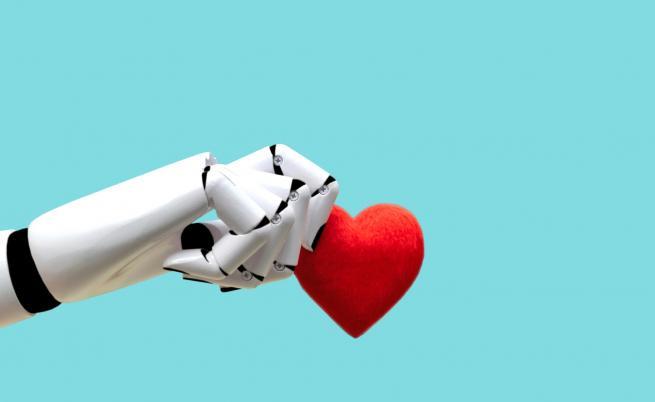 Робот ще помага на срамежливи хора да намерят половинката си