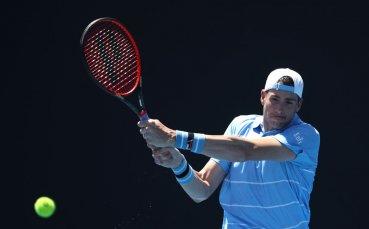 Джон Иснър отстрани Томпсън в 1/4-финалите в Ню Йорк