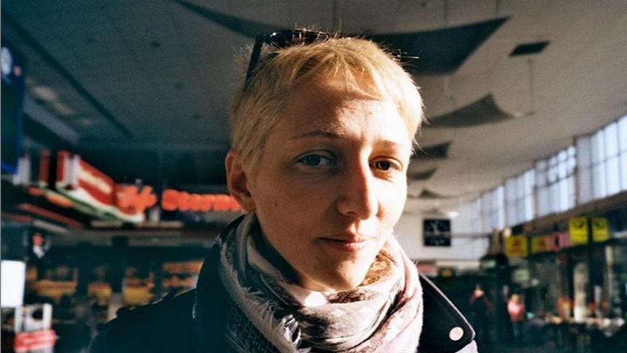 Актрисата Мартина Апостолова Фото кредит: Ивелина Минева