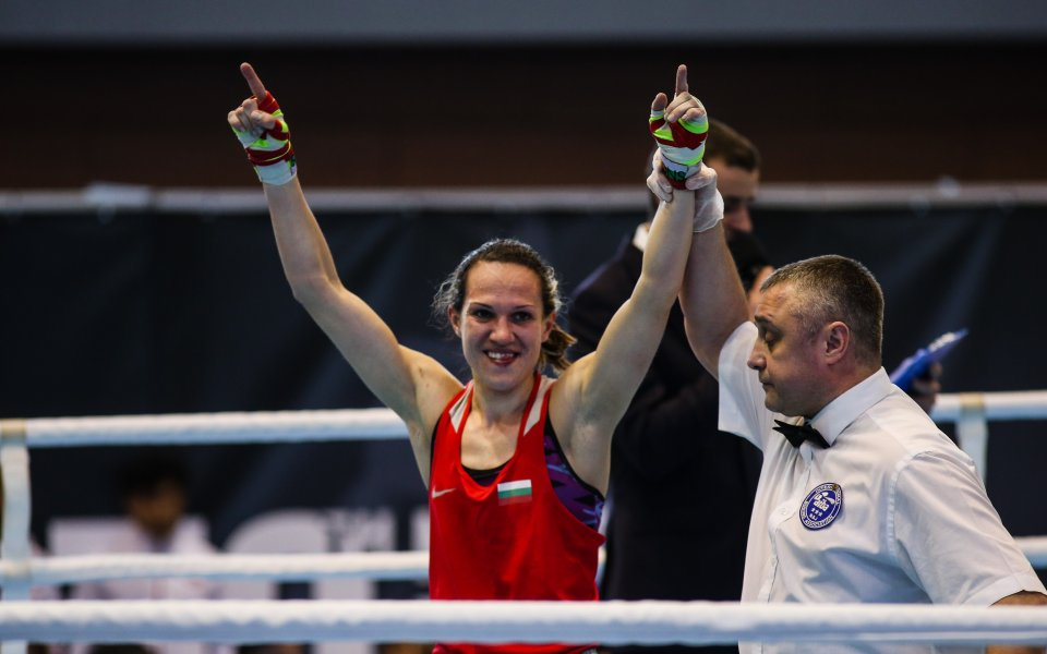 Злато за Петрова на игрите в Минск!