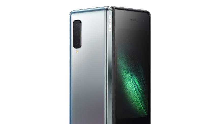 Samsung иска да събуди пазара с Galaxy Fold и S10