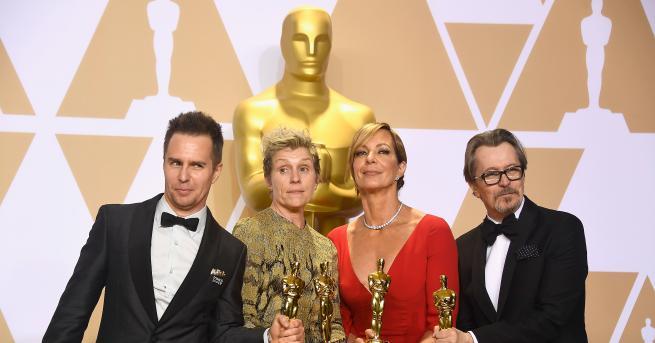 """Освен номинацията за награда """"Оскар"""", която е достатъчно отличие, както"""