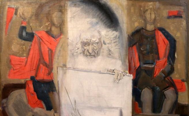 Изложба в чест на 120 години от рождението на художника Дечко Узунов
