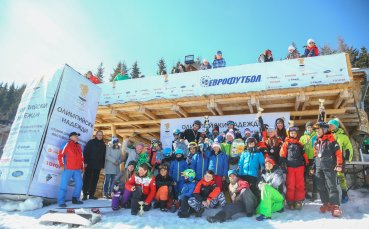 Олимпийският зимен фестивал събра над 380 български таланти