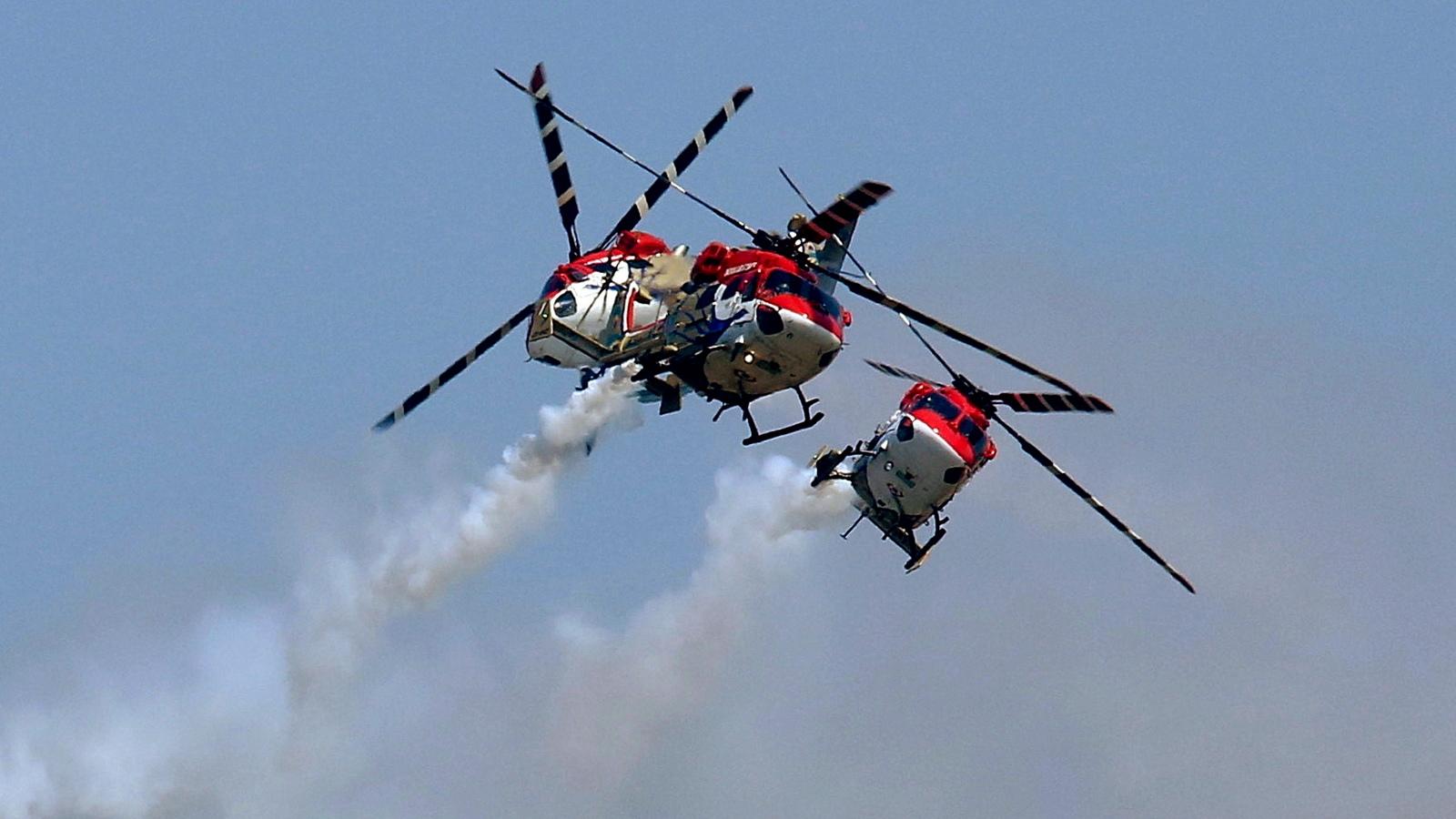 Хеликоптери Sarang