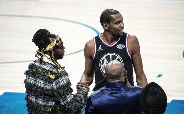 Бъдещето на Кевин Дюрант в шампиона на НБА е неясно