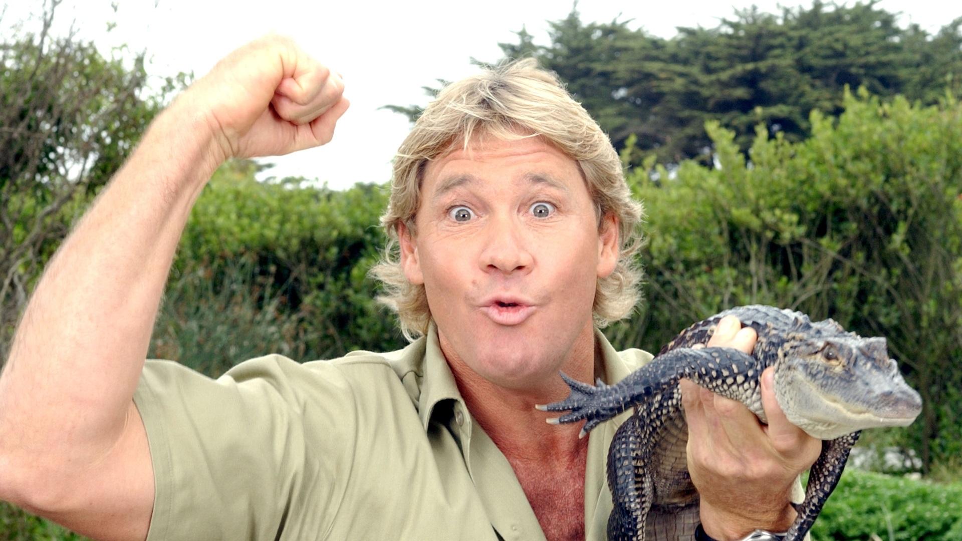 Спомен за ловеца на крокодили - Стив Ъруин