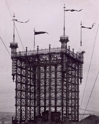 телефонна кула в Стокхолм