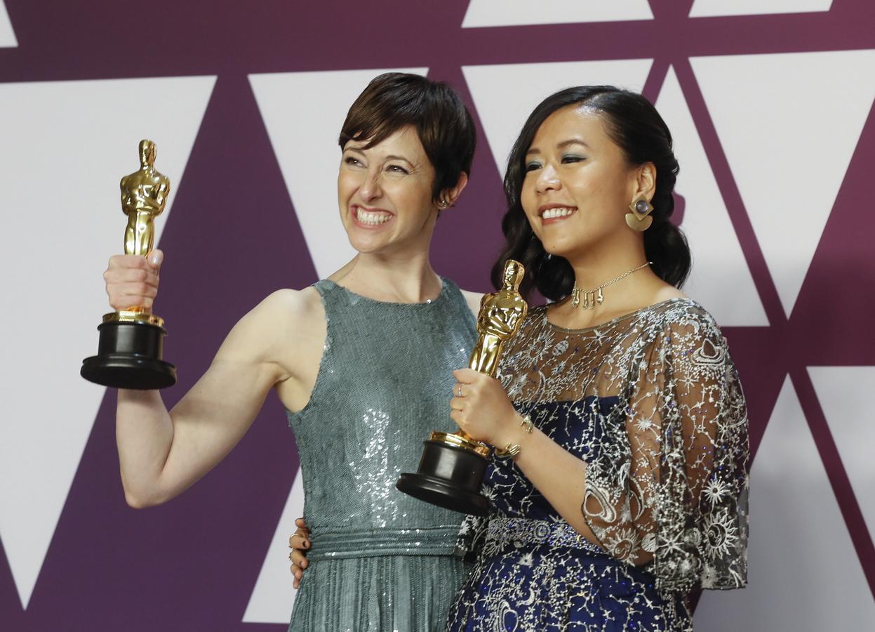 """В категорията за най-добър късометражен анимационен филм, наградата отиде при """"Бао"""""""