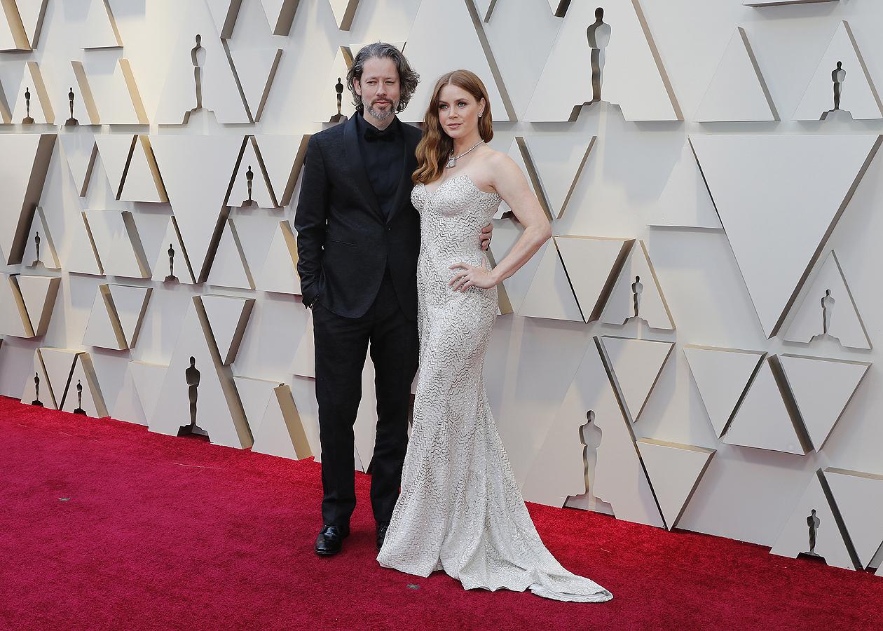 Amy Adams и Darren Le Gallo