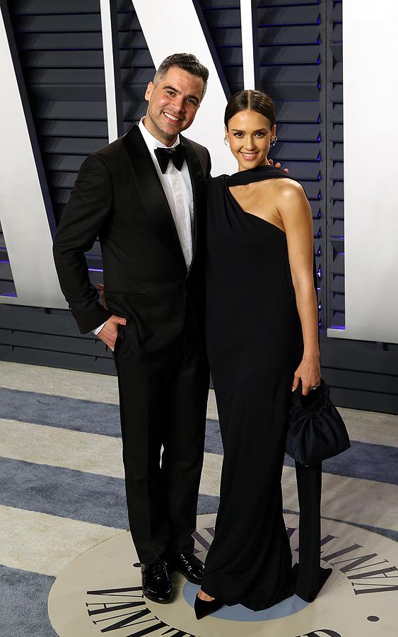 Jessica Alba и Cash Warren