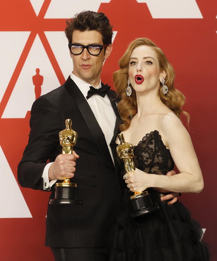 """В категорията за най-добър игрален късометражен филм """"Оскар"""" взе Skin с режисьор Гай Натив и Джейми Рей Нюман"""