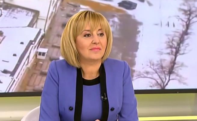 Мая Манолова осъди