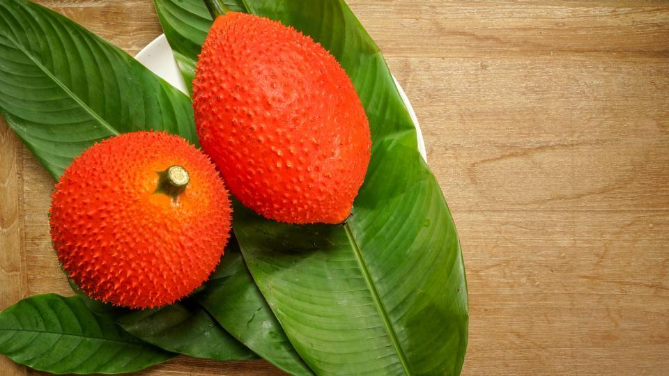 Чудатият плод гак, който има вкус на краставица, пъпеш и морков едновременно