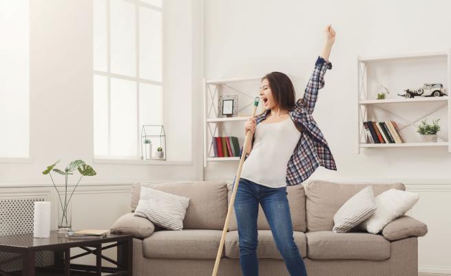 Как да изчистим дома по метода на Flylady