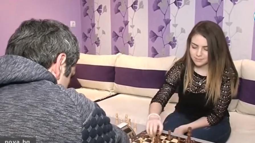 Българка първа в света по шах