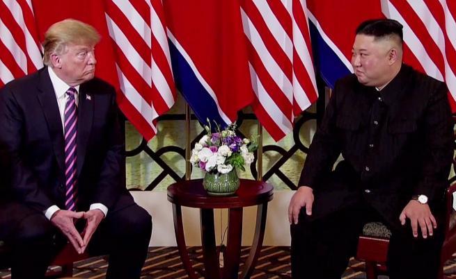Тръмп предрече великолепно бъдеще на КНДР