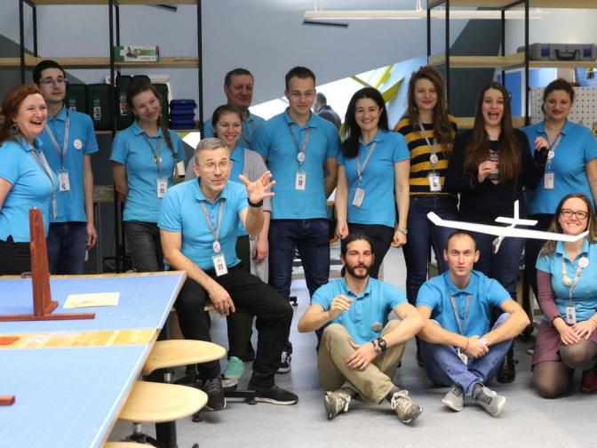 Официално откриване Ново в Музейко: Maker Space