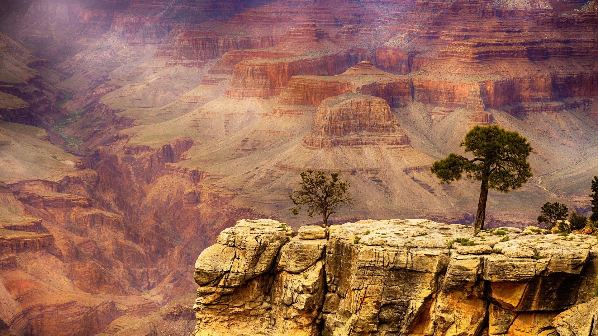Големия каньон, САЩ<br /> <br /> През 2019 г. паркът, посветен на най-известното геоложко чудо в Америка, ще отпразнува своята 100-годишнина с поредица от беседи, концерти и специални изложби. Вече има нови маршрути за туристически обиколки и можете да видите малко известни местенца от каньона.