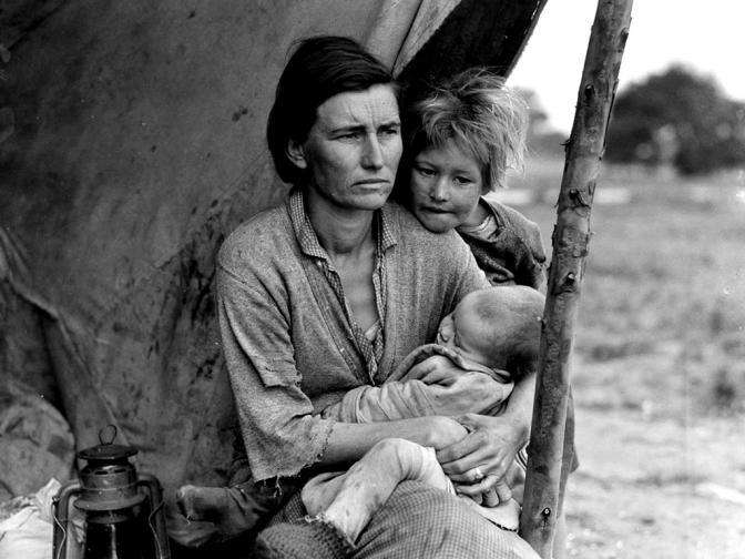 майката мигрант