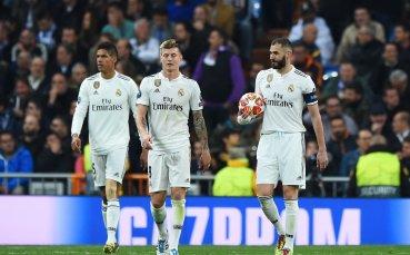 """Реал Мадрид потвърди участието си на """"Чемпиънс Къп 2019"""""""