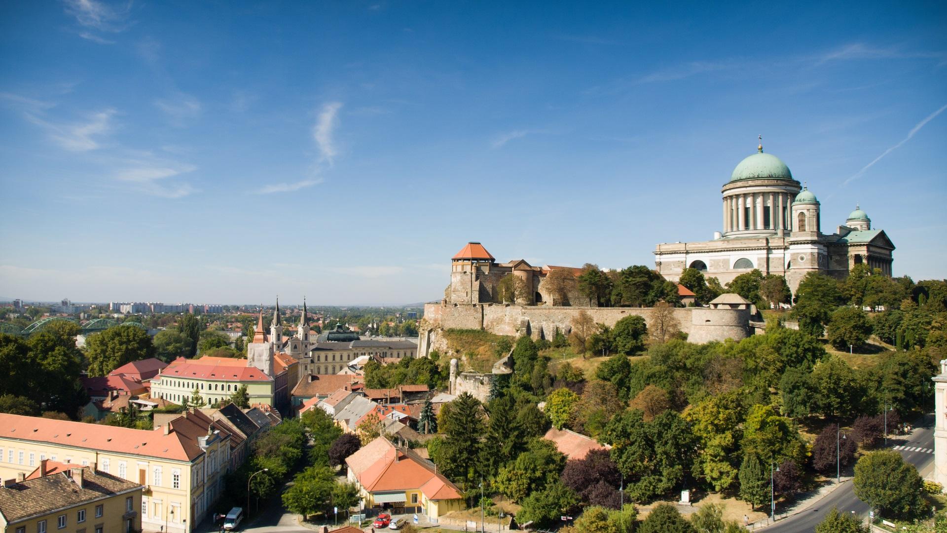 Естергом - една от перлите на Унгария