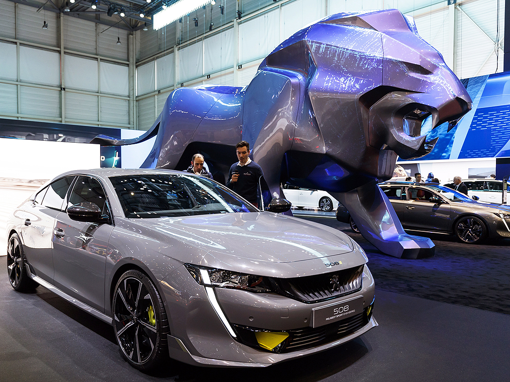 Peugeot 508 sport