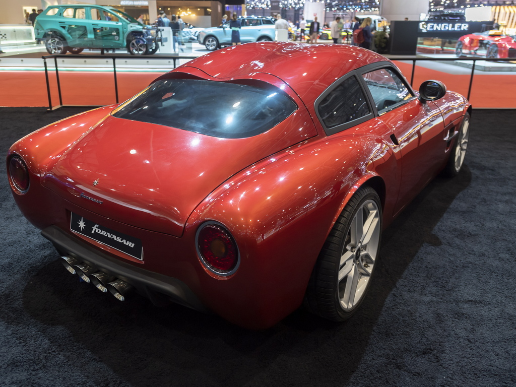Fornasari 311 GT Gigi