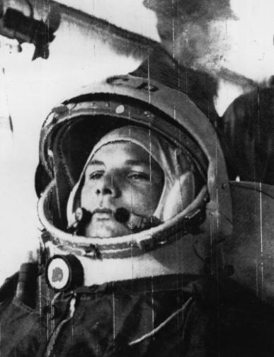 юрий гагарин космонавт космос