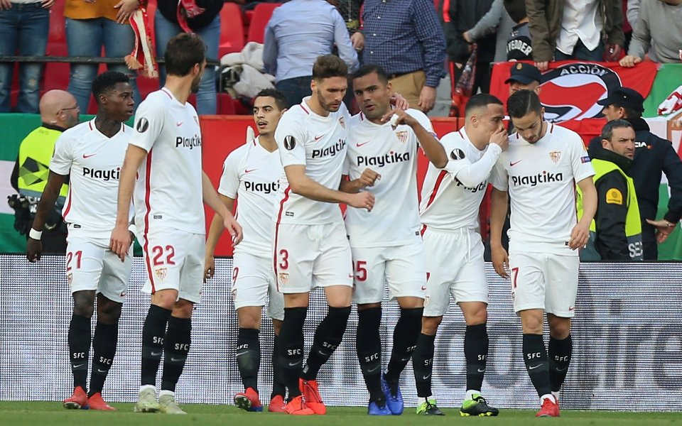 Ново голямо разочарование за Севиля, този път в Лига Европа