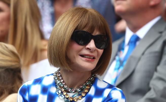 Главната редакторка на сп.Vogue: Бъдете себе си!