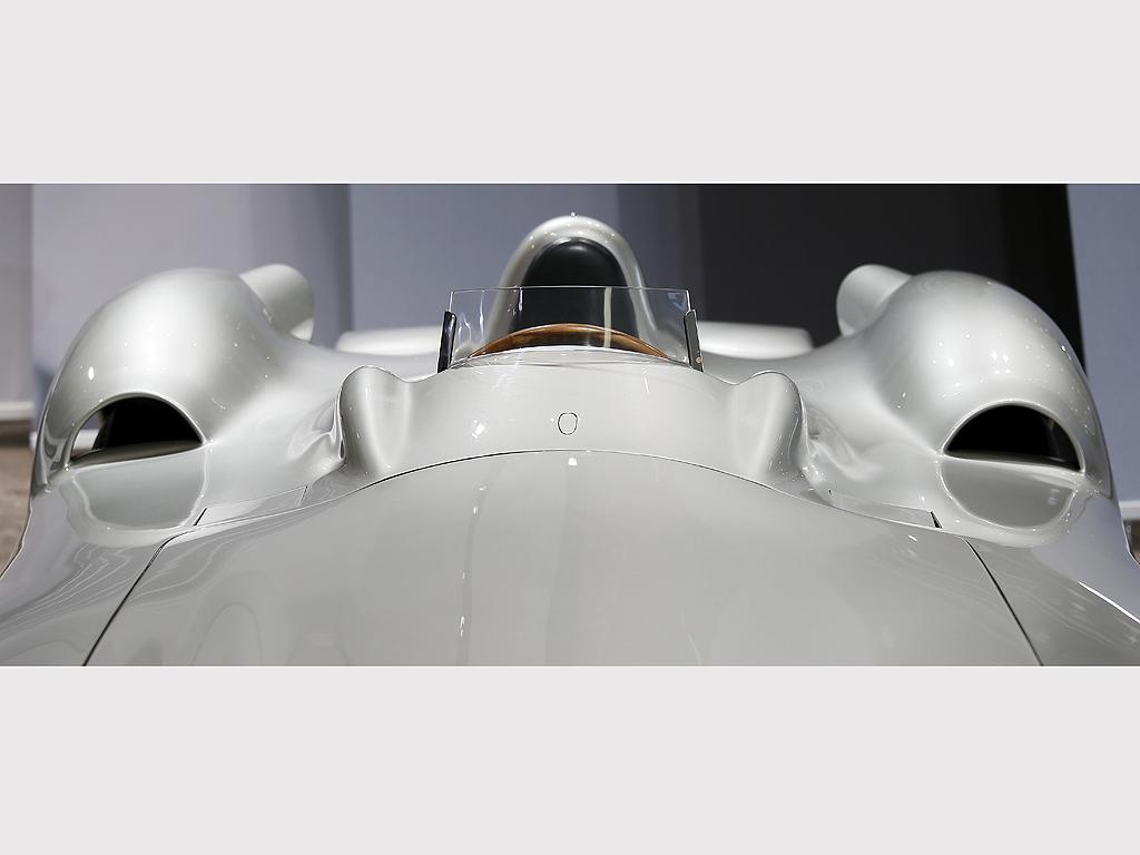 Mercedes Benz Formula 1 Racing W196 R 1955