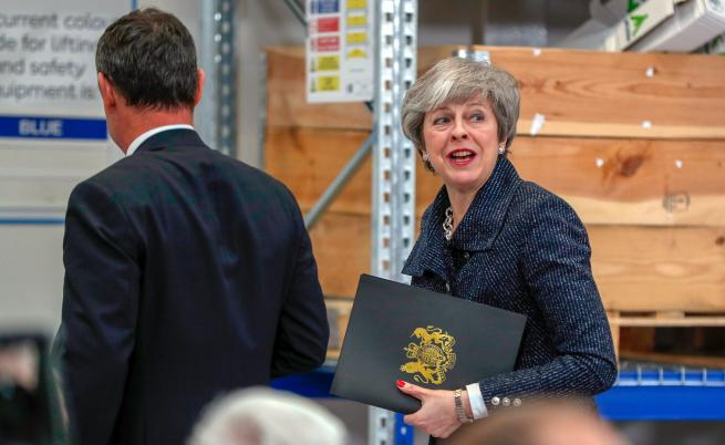 Тереза Мей: Може никога да няма Брекзит