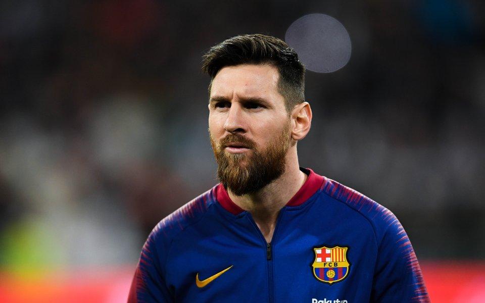 Жорди Алба: Надявам се, че и Меси ще остане в Барселона до 2024