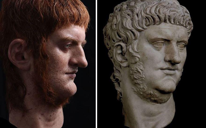Нерон Клавдий Цезар Август Германик, по рождение– Луций Домиций Ахенобарб, известен под името Нерон, е римски император между 54 и 68 година, последният от Юлиево-Клавдиевата династия.