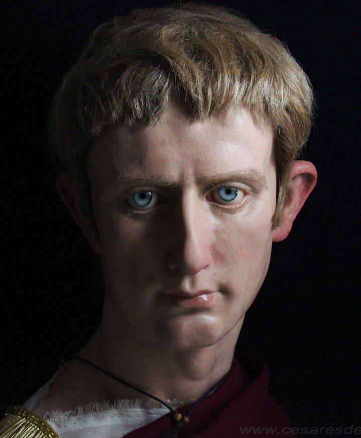 След смъртта си през 14 г., Август е обявен за бог от Сената и почитан от страна на римляните. Неговите имена Август и Цезар са приети от всеки следващ император. В негова чест е преименуван месец Секстилий в месец Август. Наследен е от своя доведен и осиновен син Тиберий.