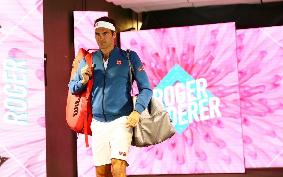Федерер и Надал с експресни победи в Индиън Уелс