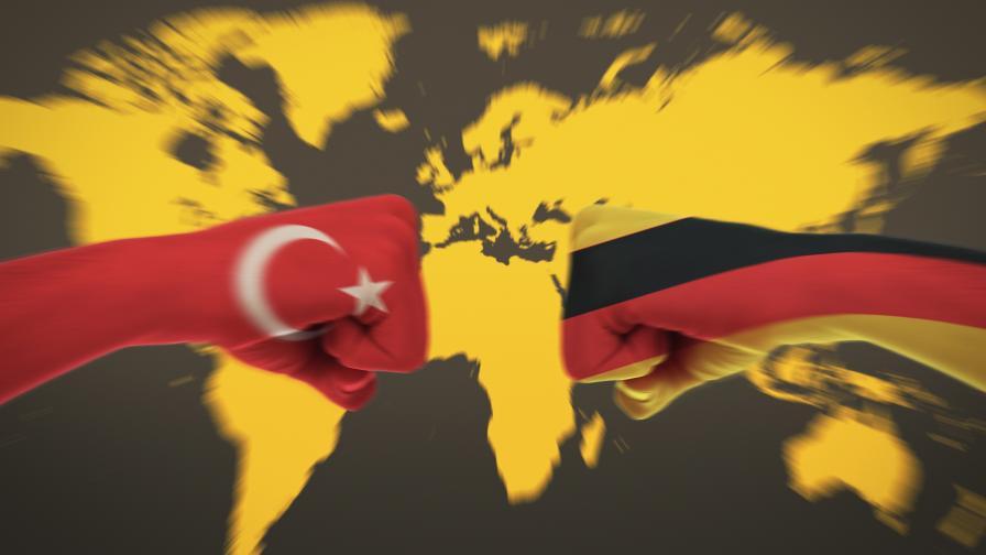 <p>Скандал заплашва с&nbsp;нова криза между<strong> </strong>Берлин и Анкара&nbsp;</p>