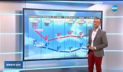 Прогноза за времето (11.03.2019 - обедна емисия)