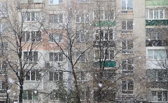 Студ, сняг и дъжд обхващат България днес