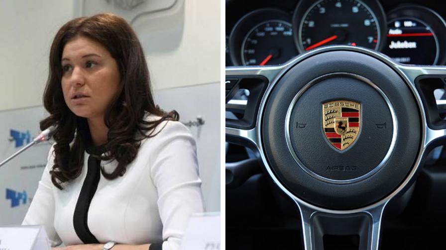 "Руска чиновничка получи ""Порше"", продаде го за държавата (СНИМКИ)"