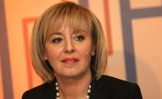 Манолова отказа да бъде номинирана от БСП за столичен кмет