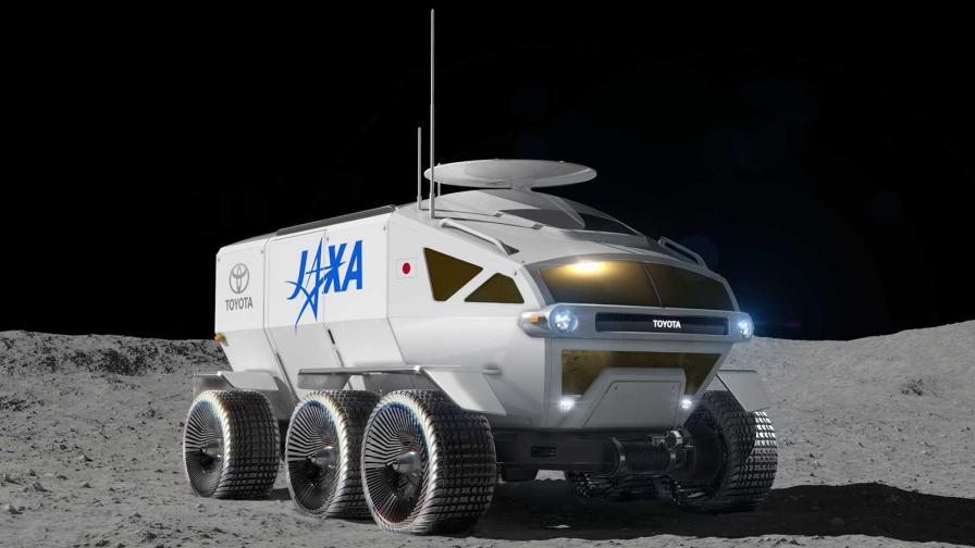 Toyota започва разработването на луноход