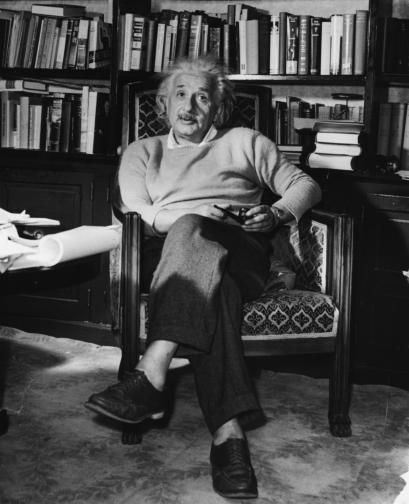 айнщайн алберт физика наука учен
