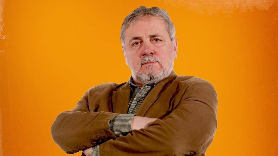 Веселин Ранков се превъплъти в най-мразения професор