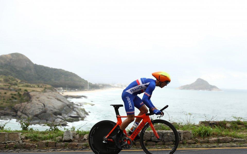 Французин с победата във втория етап от Тирено - Адриатико