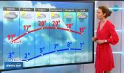 Прогноза за времето (14.03.2019 - централна емисия)