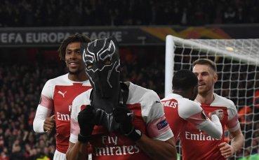 Обамеянг разкри слабостта на Арсенал