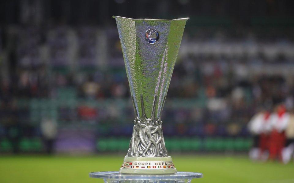 Българските представители в турнира Лига Европа в лицето на Левски,